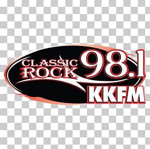 Colorado Springs KKFM Classic Rock FM Broadcasting KKMG PNG