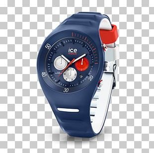 Amazon.com Ice Watch Chronograph Quartz Clock PNG