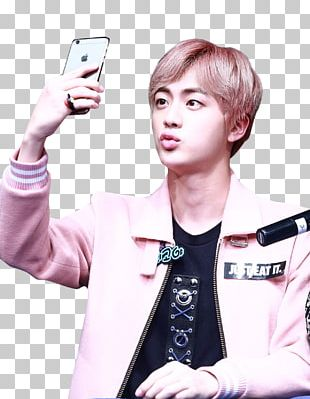 Jin BTS Spring Day K-pop Minnie Mouse PNG