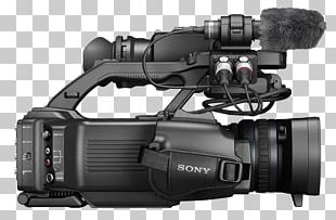 Camcorder XDCAM HD Sony PMW-EX1 XAVC PNG