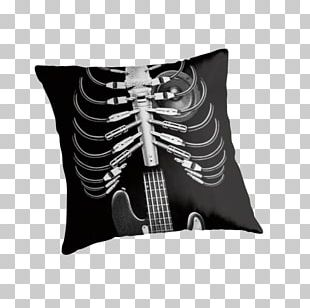 T-shirt Skeleton Microphone Poster PNG