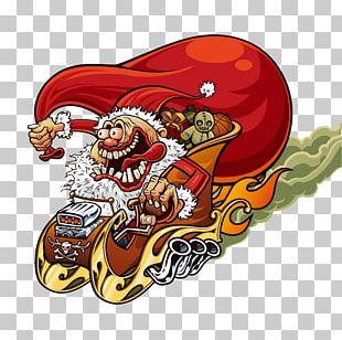 Santa Claus Christmas PNG