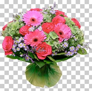 Floristry Flower Bouquet Flower Delivery Birthday PNG