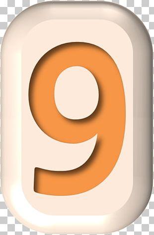 Geometric Shape Number Circle PNG