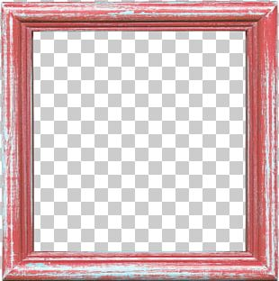 Frame Photography Red PNG