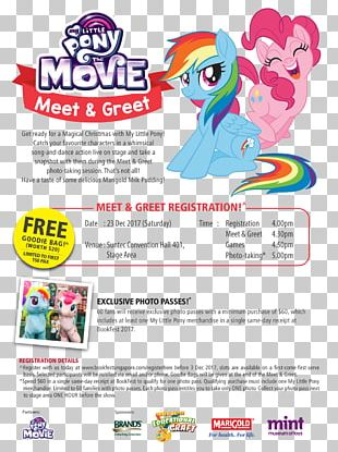Pinkie Pie My Little Pony Film Hasbro PNG