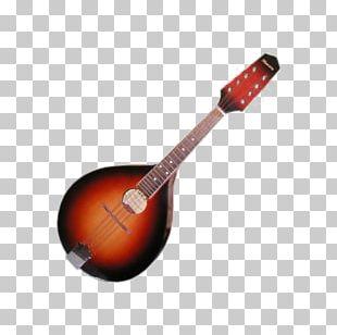 Acoustic Guitar Ukulele Mandolin Acoustic-electric Guitar Musical Instruments PNG