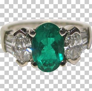 Jewellery Gemstone Emerald Ring Clothing Accessories PNG