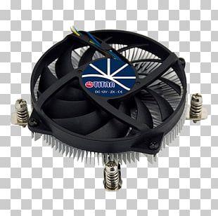 Heat Sink Computer System Cooling Parts LGA 775 Arctic LGA 1155 PNG