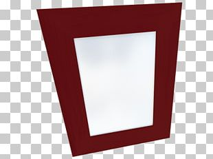Paper Wood Framing Frames Red PNG
