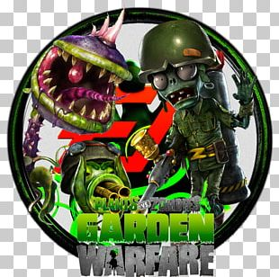 Plants Vs. Zombies: Garden Warfare 2 Video Game Xbox 360 PNG
