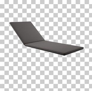 Chaise Longue Deckchair Garden Furniture PNG