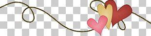 Cut Flowers Body Jewellery Line Petal PNG