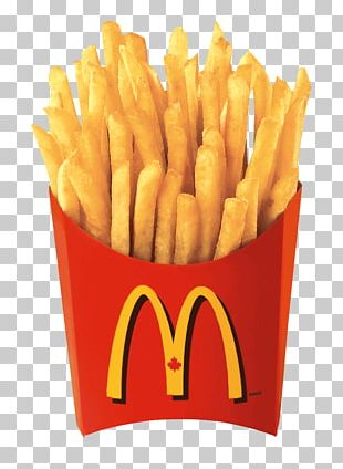 McDonald's French Fries Hamburger Fast Food PNG