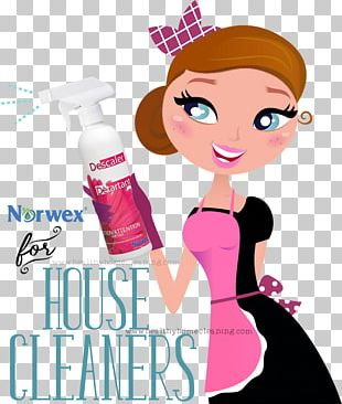 Maid Service Cleaner Cleaning Domestic Worker Housekeeping PNG