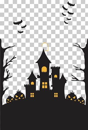 Halloween Poster PNG