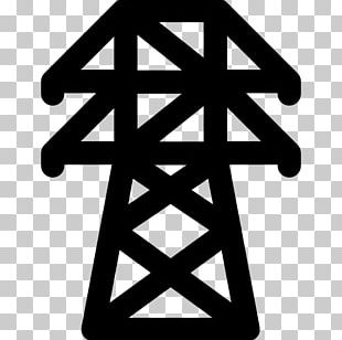 Electricity Transmission Tower Computer Icons Electrical Energy PNG