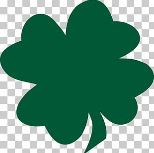 Shamrock Saint Patricks Day Four-leaf Clover Free Content PNG