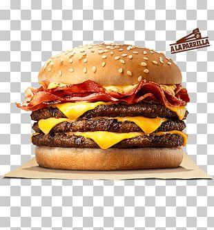Cheeseburger Whopper Hamburger Slider Fast Food PNG