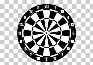 Darts Game Stock Photography Bullseye Set PNG
