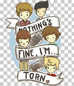 One Direction Drawing Cartoon Animation PNG