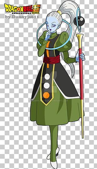 Beerus Goku Vados Vegeta Universe PNG