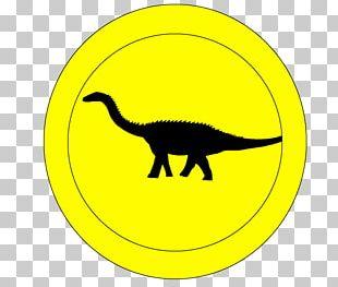 Antarctosaurus Tyrannosaurus Velociraptor Jurassic Park Dinosaur PNG