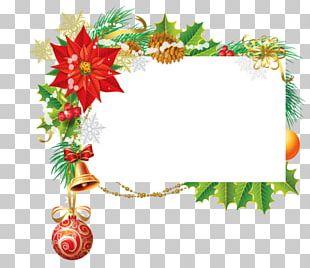 Christmas Ornament Christmas Day Christmas Card Santa Claus PNG