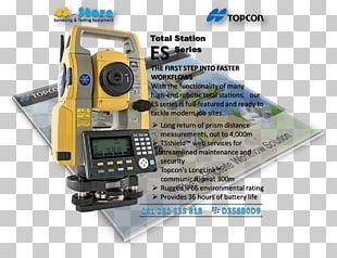Topcon Corporation Measuring Instrument Total Station Sokkia Surveyor PNG