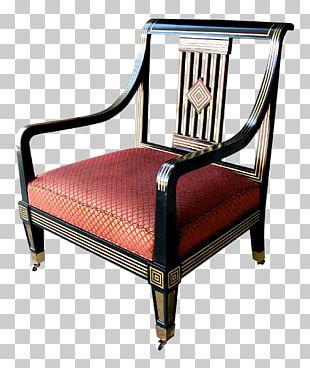 Chair Inlay Neoclassicism Neoclassical Architecture Furniture PNG