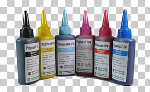 Coated Paper Printing Pigment Ink PNG