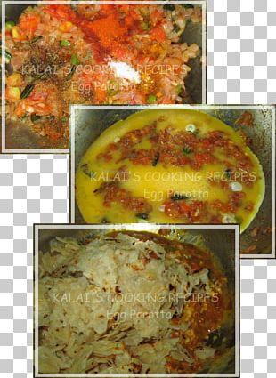 Indian Cuisine Parotta Chicken Curry Vegetarian Cuisine Paratha PNG