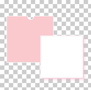 Paper Brand Pink M Pattern PNG