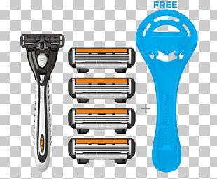 Tool Razor Shave Brush Shaving Gillette PNG