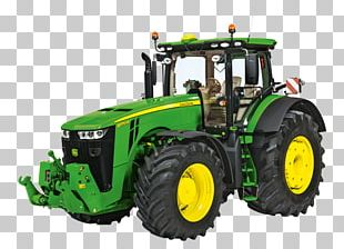 JOHN DEERE LIMITED Tractor Agriculture Agricultural Machinery PNG
