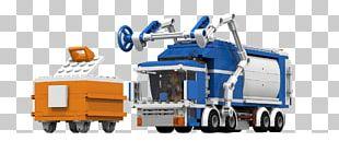 Motor Vehicle Car Garbage Truck Lego City PNG