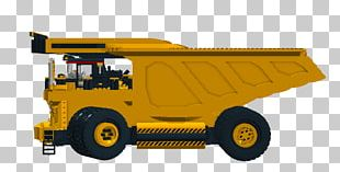 Heavy Machinery Motor Vehicle Car Dump Truck Construction PNG