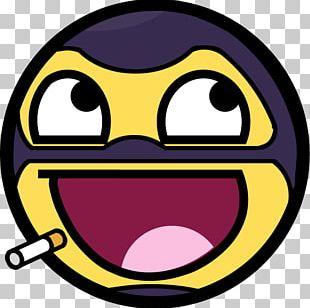 Smiley Desktop Face PNG