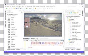 Team Foundation Server Microsoft Visual Studio Computer Software Visual Basic PNG