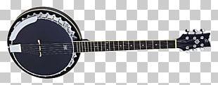 Banjo Guitar Banjo Uke String PNG