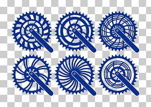 Gear Bicycle Sprocket PNG