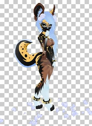 Horse Costume Design Cartoon PNG