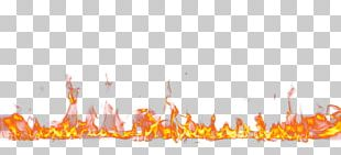 Flame Fire Color PNG