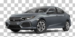 Honda Civic Type R 2018 Honda Civic Car Honda CR-V PNG