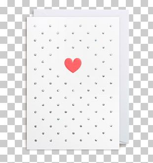 Paper Heart Pattern PNG