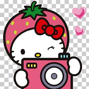 Hello Kitty IPod Touch Camera PNG
