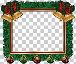 Santa Claus Borders And Frames Christmas Frames PNG