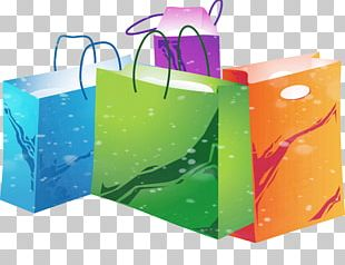 Packaging And Labeling Shopping Bag Paper PNG