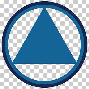 Ottawa Area Intergroup Of Alcoholics Anonymous Logo Triangle PNG