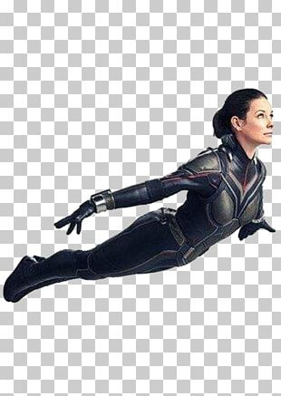 Wasp Hope Pym Black Panther Ant-Man Evangeline Lilly PNG